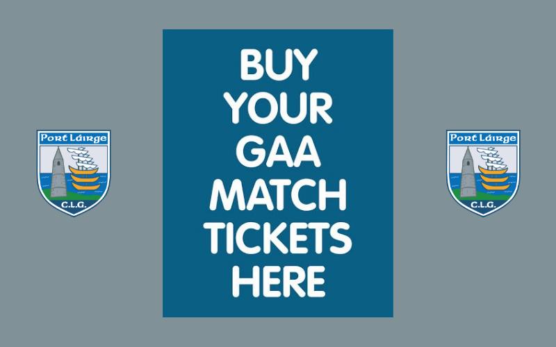 GAA Club Tickets